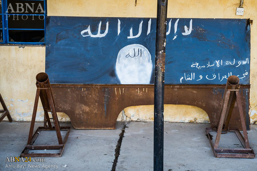 داعش به بیرحمانه ترین ترفندهای برای پیشگیری از پیشروی در موصل رو آورد + تصاویر