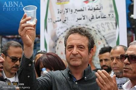چالش نوشیدن آبنمک؛ شیوه نوین برای جلب توجه به وضعیت زندانیان فلسطینی