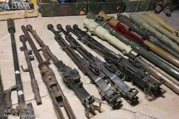 دستگیری تعدادی از سران داعش