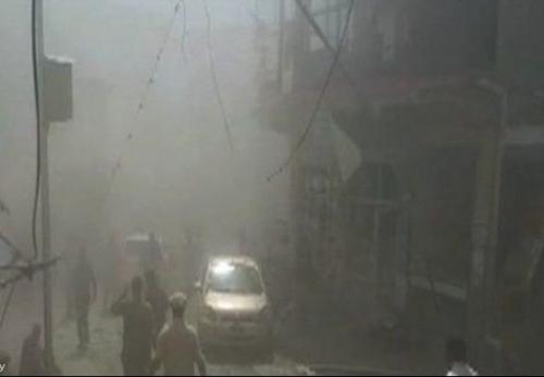 انفجار بمب در منطقه شیعه نشین پاراچنار پاکستان