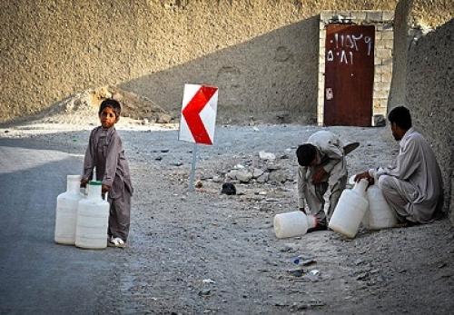 کتاب هزار و یک قطره در رفع خشکسالی ایران از طریق غیر عادی در عرض چند ماه