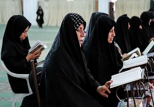 د ایران میرمنې زینب محمد نژاد
