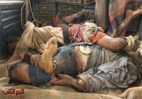 جنایت جدید سعودیها در «صعده» در شمال یمن+عکس