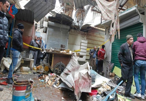 बग़दाद का आतंकी धमाका, दाइश द्वारा क़ुरआन और सुन्नत की हत्या + तस्वीरें