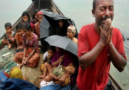 म्यांमार के विरोध के बावजूद मलेशिया भेजेगा रोहंगिया मुसलमानों को सहायता