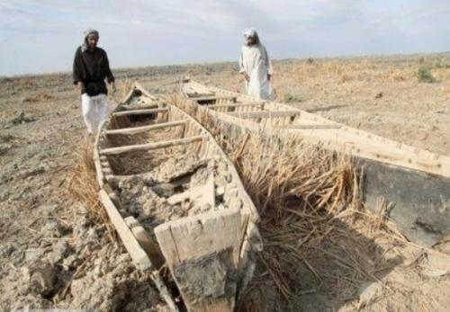 کرخه در شدیدترین دوره خشکسالی در سالهای اخیر به سر میبرد