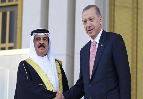 तुर्की व बहरीन