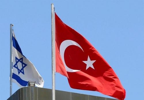 तुर्की-इस्राईल-ईरान
