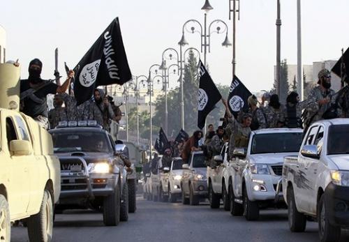 ISIS Imingi Gaji 150 Juta Perbulan