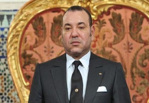 marokko king in night club