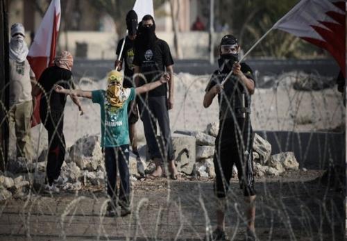 बहरीन मे जुल्म