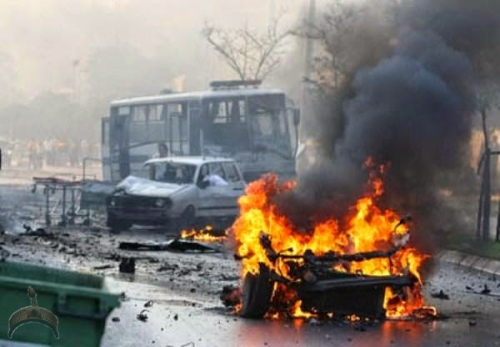 Mutane 5 sun hallaka sakamakon tashin bom a kasar Somaliya