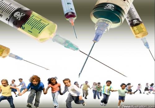 """""""واکسن آنفولانزا"""" بزرگترین تقلب در تاریخ پزشکی است"""