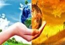 قطره 143 کتاب 1001 قطره  دیدگاه غلط در مورد علت خشکسالی تغییر اقلیم و آبوهوا