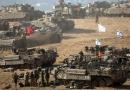غاصب صہیونی حکومت کی  غزہ پر زمینی حملے کو مزید وسعت دینے کا فیصلہ