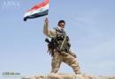 """آزادی شهرک """"طیبه الامام"""" به دست ارتش سوریه"""