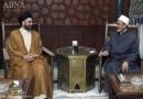 سید عمار حکیم کی شیخ الازھر سے ملاقات