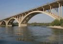 اعدام 16 شهروند موصلی توسط داعش از روی پل