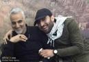 دوست صمیمی حاج قاسم در حلب به شهادت رسید+عکس