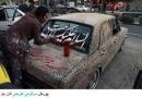 عکس هایی زیبا از ماشیننویسی به مناسبت دهه محرم در ایران