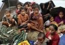 म्यंमार, मुसलमानों पर टूट रहा है सैनिकों का कहर, अब तक हज़ारों पलायन को मजबूर