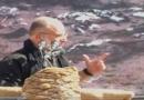 سخنرانی روز عاشورا در مقتل شهدای فکه توسط حاج سعید قاسمی / یا حسینی بجنگ یا زینبی پیام را بدون ترس ابلاغ کن