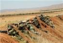 پیشروی ۹ کیلومتری ارتش سوریه در شرق حمص