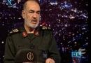 سخنان جنجالی سردار سلامی در حوزه فرهنگ و قدرت نظامی و امنیتی