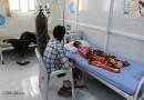 دختر ۷ ساله یمنی بر اثر شدت سوءتغذیه جان باخت