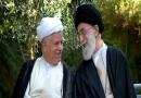 نظر مقام معظم رهبری در رابطه با حجت الاسلام والمسلمین هاشمی رفسنجانی