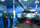 ईरान का पानी में चलने वाला टैंक