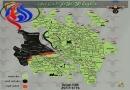 मोसुल का नक्शा