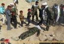 تمرین مقاومت کودکان عراقی در مسیر اربعین