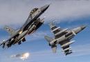 40 کشته و نابودی  24 هدف گروه تروریستی داعش در حمله هوایی ترکیه و شمال سوریه