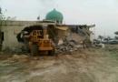 ثبت ننگ تخریب مسجدها چه افتخاری دارد؟