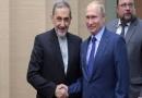 نامه به دکتر ولایتی در رابطه سفر به روسیه و توسعه روابط ایران و روسیه و واردات محصولات کشاورزی