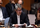 ایرانی مستقل مندوب غلام علی خوشرو