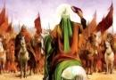 امام حسین علیه سلام د معاویه مرګ نا وړاندې په مکې کښې خطبه