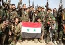 پیشرویارتش سوریه در مناطق حمص و شرق تدمر