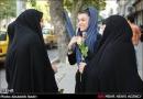 چرا بدحجاب ها در انتخابات و راهپیمایی، نشان داده می شوند و گشت ارشاد با آنها کاری ندارد؟