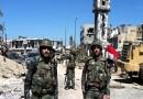 شام میں دہشت گردوں کے خلاف فوج کی کامیابیوں کا سلسلہ جاری