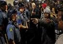 بارہ سالہ سیاہ فام بچے کے قاتل پولیس اہلکاروں کو بری کئے جانے کے خلاف امریکہ کے مختلف شہروں میں مظاہرے