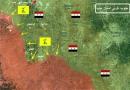 شام: حلب صوبے میں دہشت گردوں کے خلاف فوج کی شاندار کامیابیاں