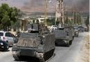Lebanese, troops, ISIS, Arsal, Syria, militants