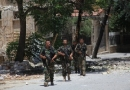 Syria, Halfaya, Hama, Nusra, terrorists, ammunition,
