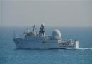 Iran, American, British, warships, US Navy, speedboats