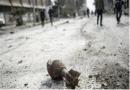 Terrorist, Syria, Mahardeh city, Hama, rocket