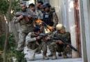 ISIS, militants, Afghan, Nangarhar, Achin, machine gun