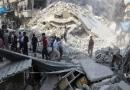 US, coalition, airstrikes, civilians, Syria, Idlib, Deir Ezzor