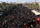 Millions, Muslims, Iraq, Karbala, commemoration, Shia Imam, grandson, companions